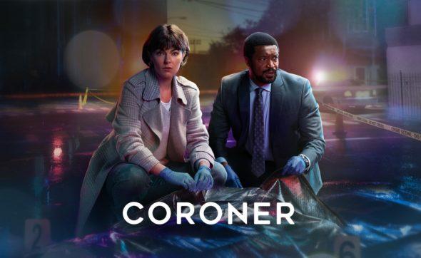 Coroner TV show on The CW: season 3 ratings