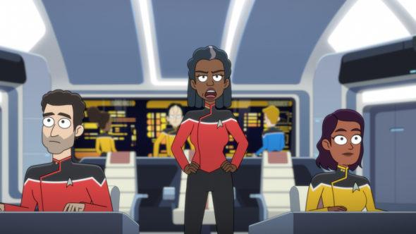 Star Trek: Lower Decks TV show on Paramount+: canceled or renewed for season 3?