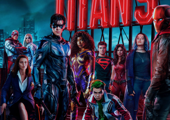 Titans TV show on HBO Max: canceled or renewed for season 4?