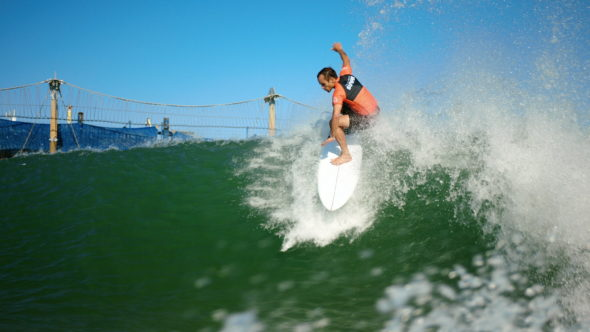 The Ultimate Surfer TV show on ABC: canceled or renewed for season 2?