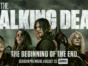 The Walking Dead TV show on AMC: season 11 ratings