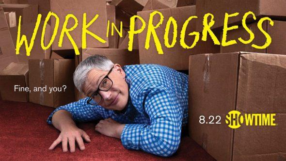 Work In Progress TV show on Showtime: season 2 ratings