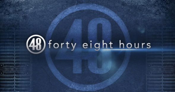 48 Hours TV show on CBS: canceled or renewed for season 35?
