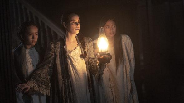 Chapelwaite TV show on EPIX: canceled or renewed for season 2?