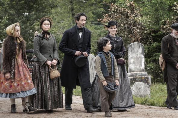 Chapelwaite TV show on EPIX: canceled or renewed?