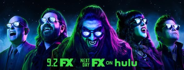 What We Do in the Shadows TV show on FX: season 3 ratings