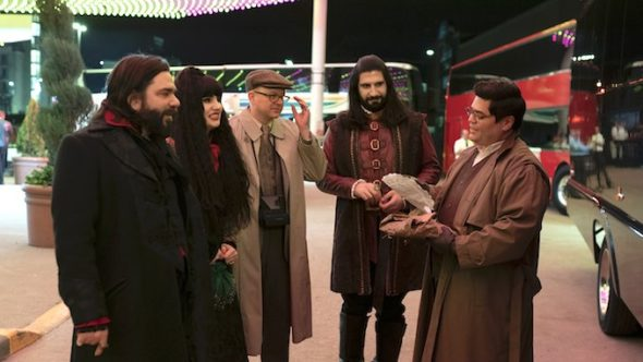 What We Do in the Shadows TV show on FX: canceled or renewed for season 4?