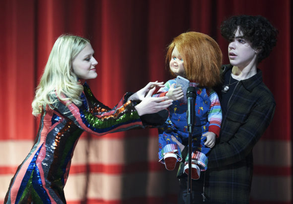Chucky TV show on Syfy and USA Network: canceled or renewed for season 2?