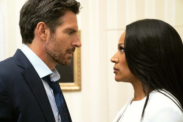 Tyler Perry's The Oval TV show on BET: canceled or renewed for season 4?