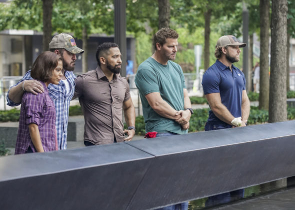 SEAL Team TV show on Paramount+: canceled or renewed for season 6?