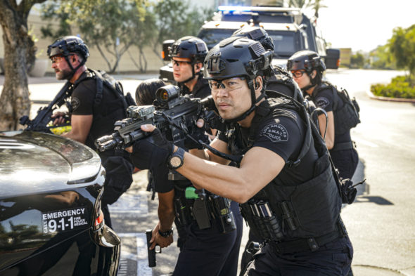 SWAT TV show on CBS: canceled or renewed for season 6?